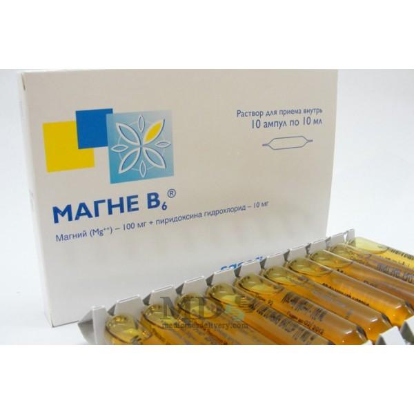 Magne-B6 ampules 10ml #10