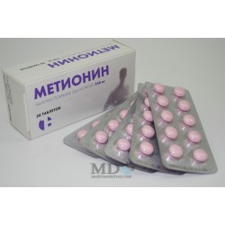 Methionin tablets 250mg #50
