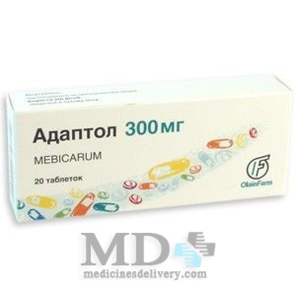 Adaptol 300mg #20