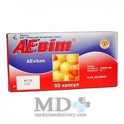 Aevit capsules #50