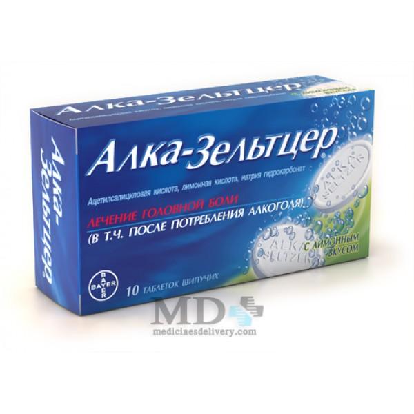 Alka-Seltzer tablets sparkling #10