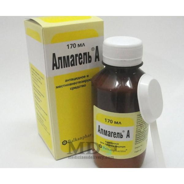 Almagel A suspension 170ml
