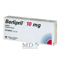 Berlipril tablets 10mg #30
