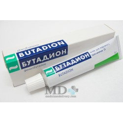 Butadion ointment 20g