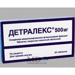 Detralex 500mg #60