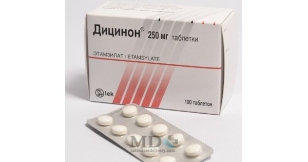 Dicynone Tablets 250mg 100 Buy Online On