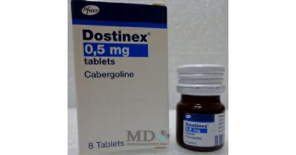 Dostinex dm dosage tablets