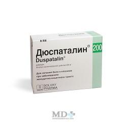 Duspatalin capsules 200mg #30