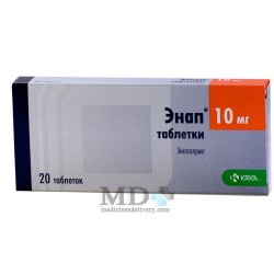 Enap tablets 10mg #20