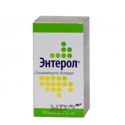 Enterol capsules 250mg #10