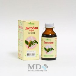 Entoban syrup 90ml