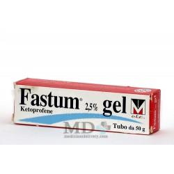 Fastum gel 2,5% 50g