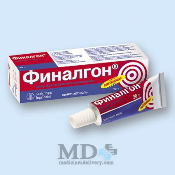 Finalgon ointment 20g