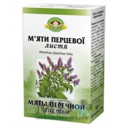 Folia Menthae piperitae 50g (Myata)