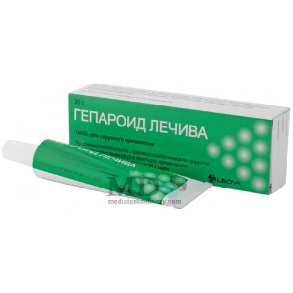 Geparoid ointment 30gr