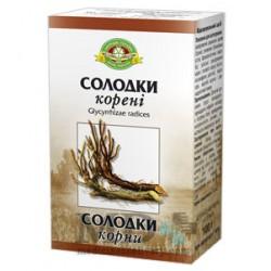 Licorice root (Solodka, Glycyrrhiza) 100g