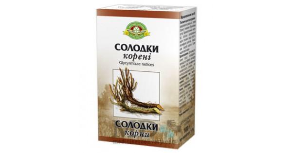 Licorice Root Solodka Glycyrrhiza 100g Buy Online On