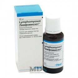 Lymphomyosot (Limfomiozot) drops 30ml