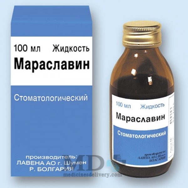 Maraslavin solution 100ml