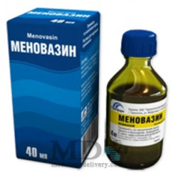 Menovasinum external 40ml #1