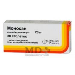 Monosan tablets 20mg #30