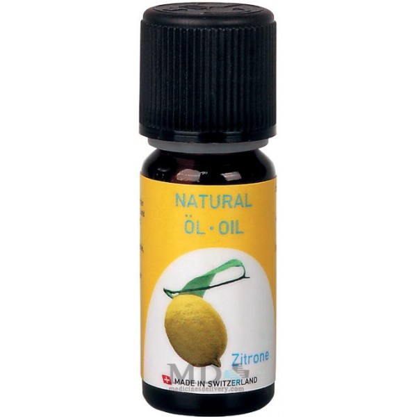 Natural oil Zitrone 10ml (Vivasan)