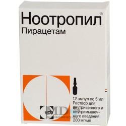 Nootropil 20%-5ml #12