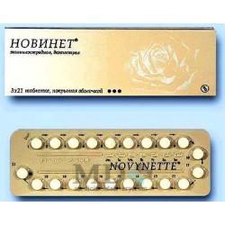 Novinet (Novynette) tablets (3x21) #63