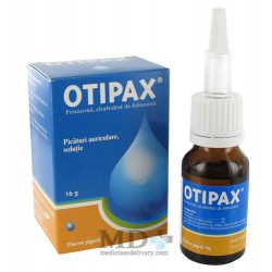 Otipax ear drops 16ml