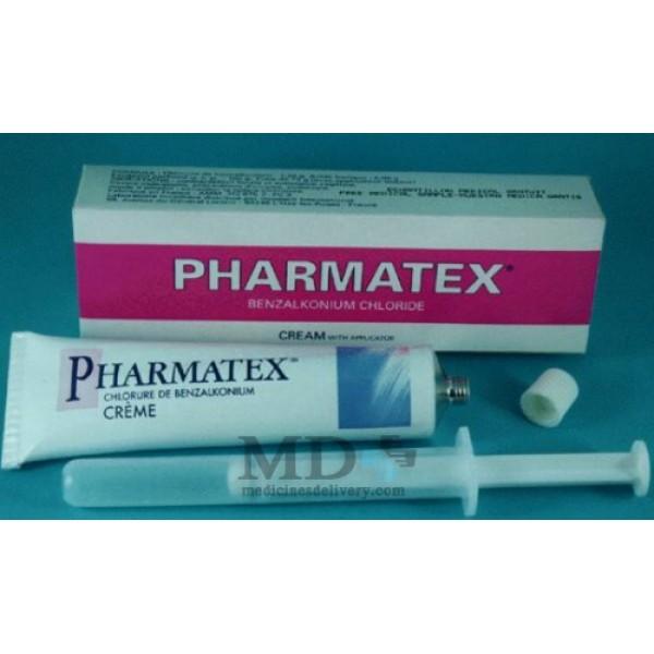 Pharmatex vaginal cream 72g