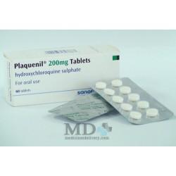 Plaquenil tablets 200mg #60