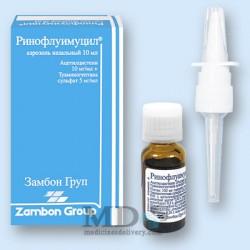Rinofluimucil 10ml