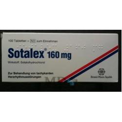 Sotalex 80mg #100