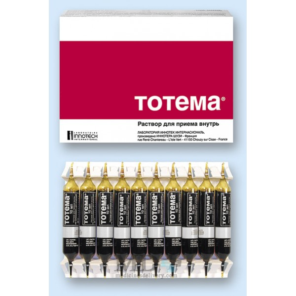 Tothema ampoules 10ml #20